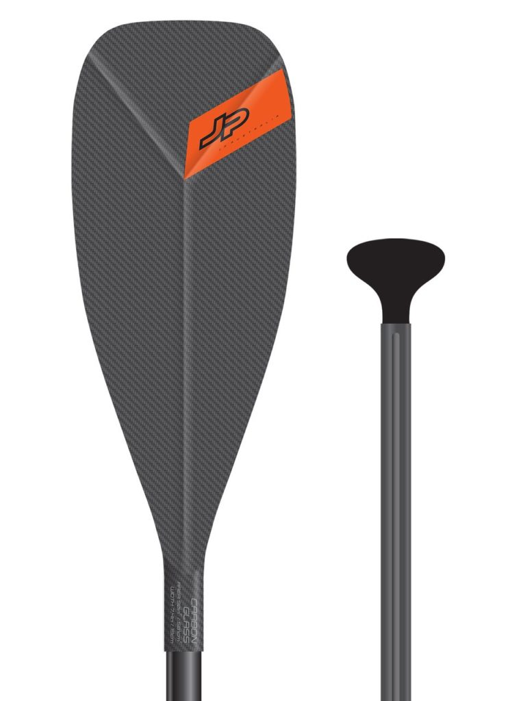 JP SUP Carb/Glass Paddle 3pc