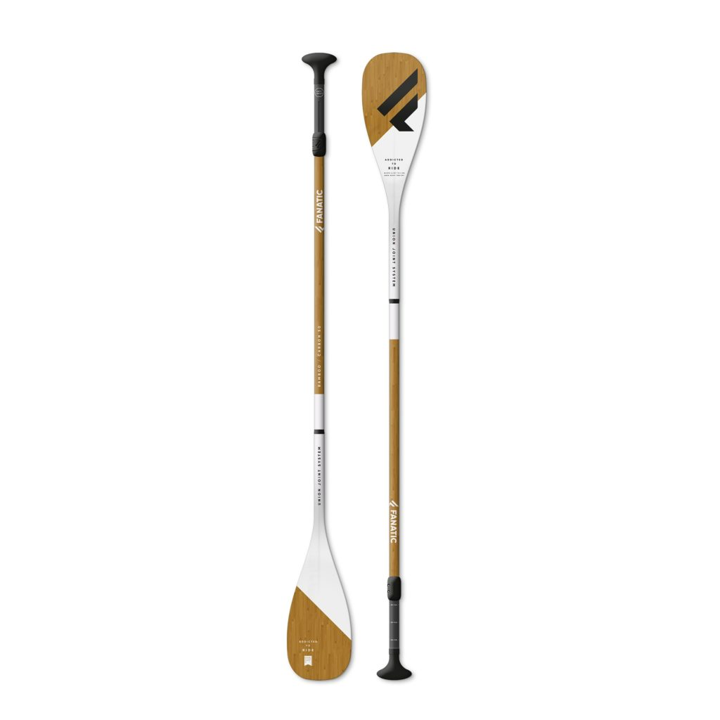 Fanatic Bamboo Carbon 50 2pc adj