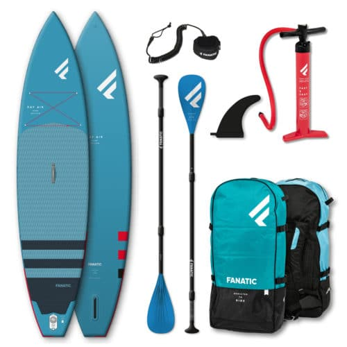 Fanatic Package Ray Air/Pure Set blue