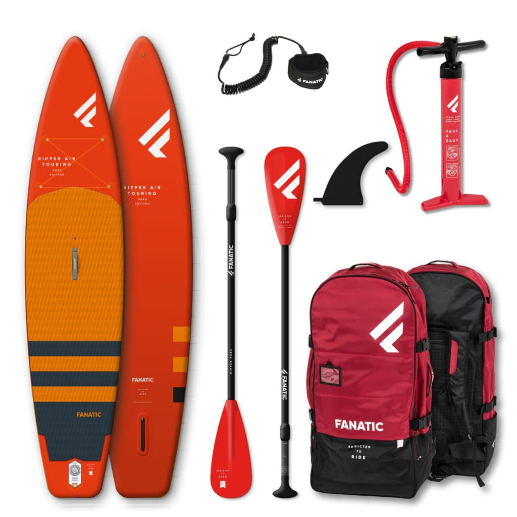Fanatic Package Ripper Air Touring