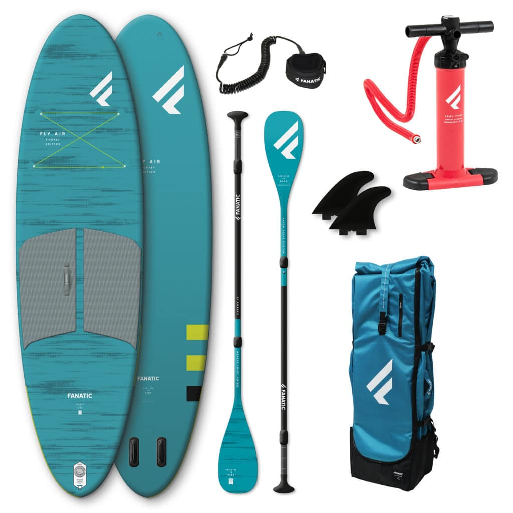 Fanatic Package Fly Air Pocket/C35