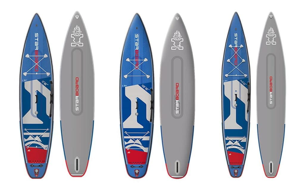 Starboard SUP Astro TOURING - Deluxe DC