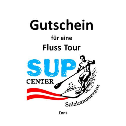Gutschein Fluss Tour