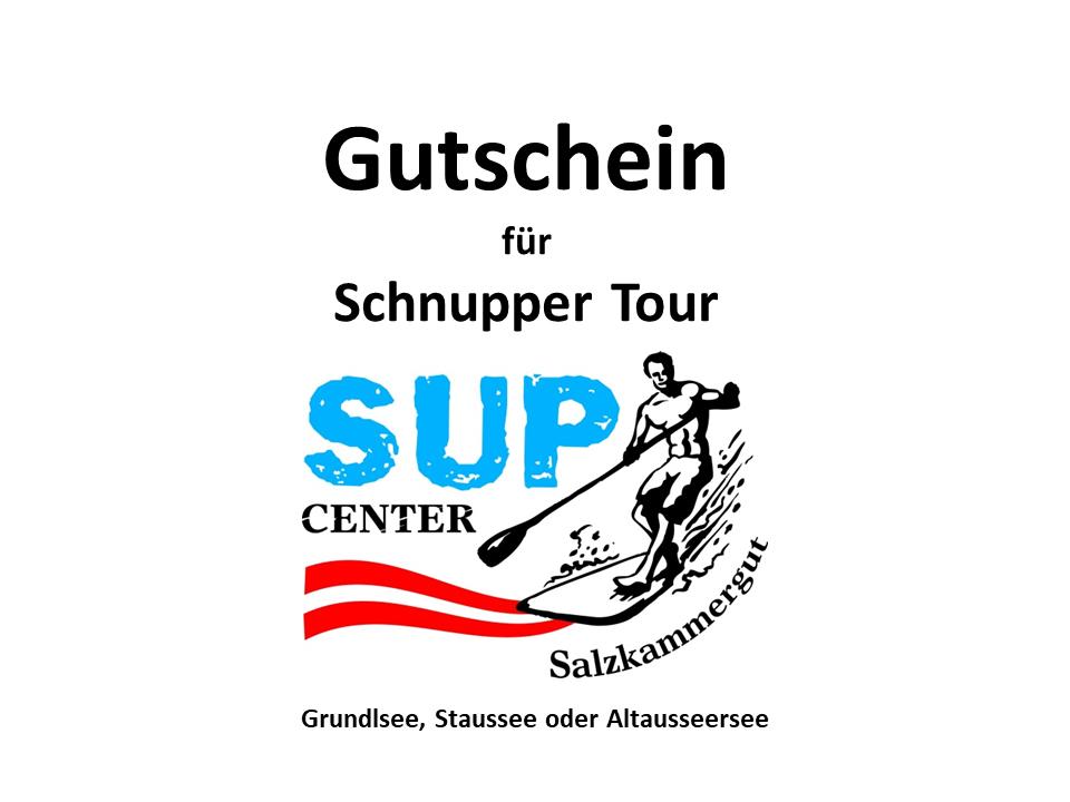 Gutschein Schnupper Tour
