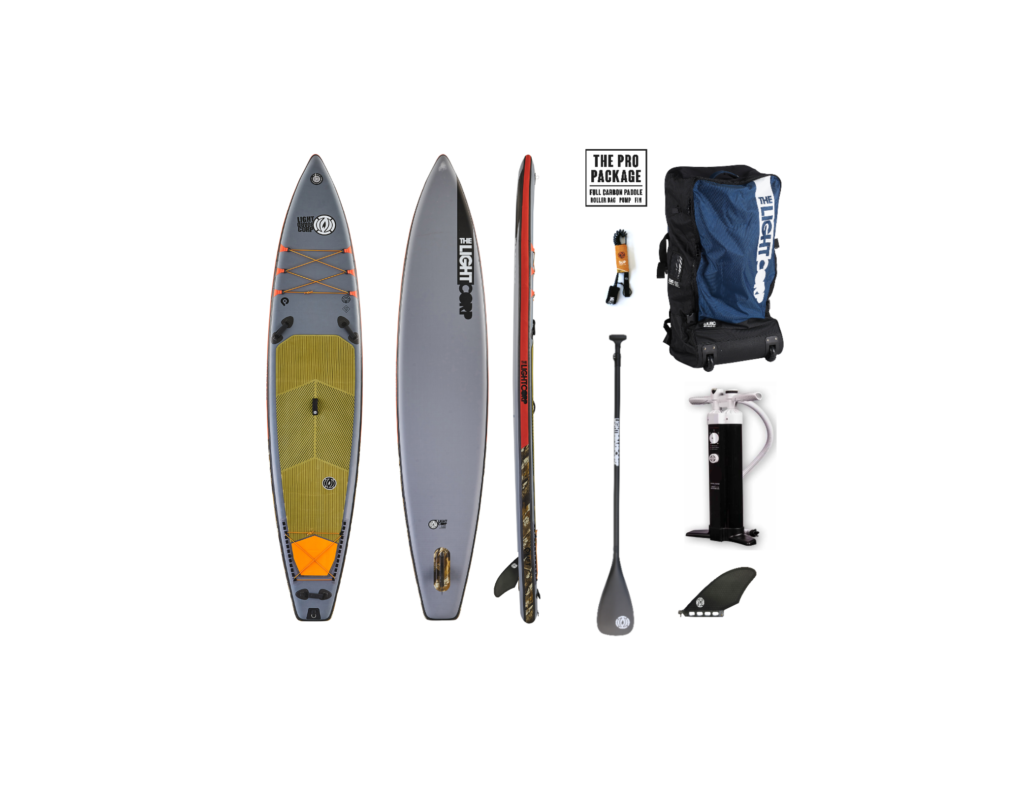 Lightcorp MFT Platin Touring Sup Inflate